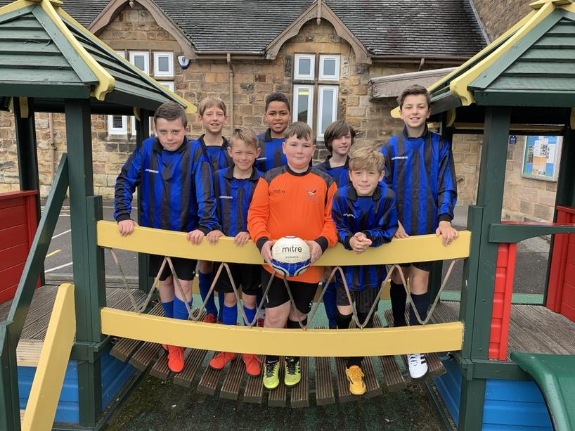 Y5/6 Football FINAL-Wednesday 19th June 2019