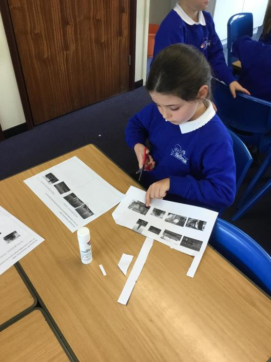 Geography- Sorting Physical and Human Features