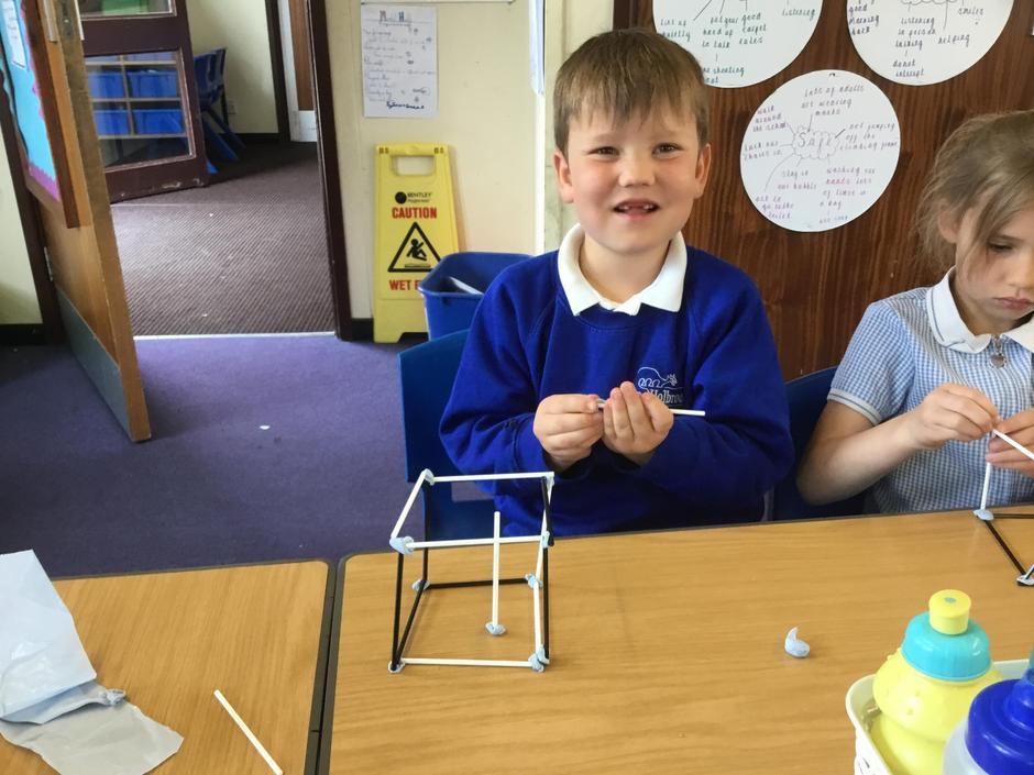 Maths- Making 3D shapes
