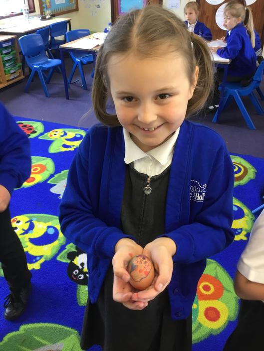 Designing a Dragon Egg!