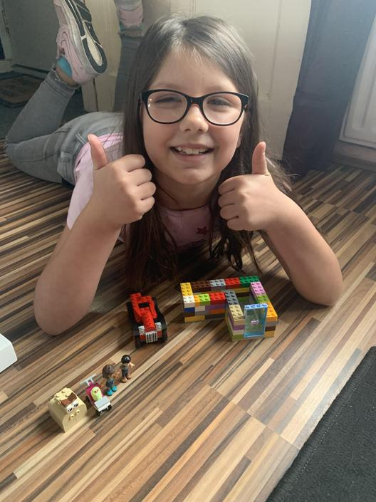 A wonderful Lego Challenge