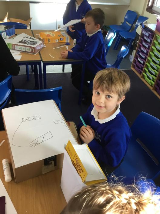Making houses for the Great Fire of London