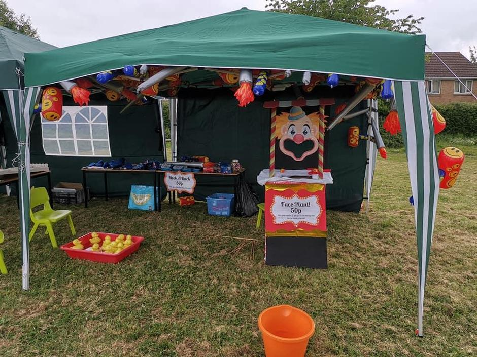 Our summer fete event