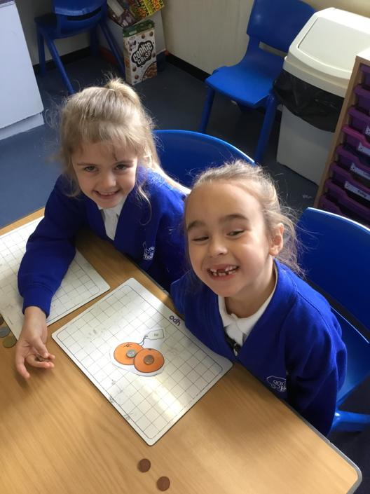 Making amounts in Mathematics