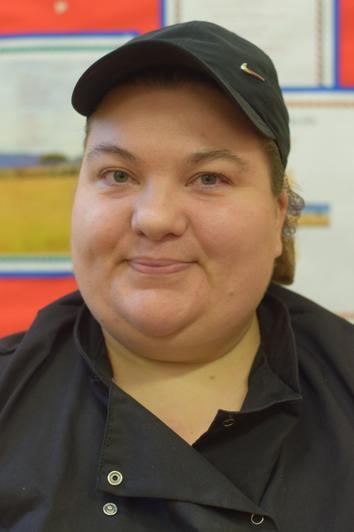 Ms Nicola Elliston - Catering Manager
