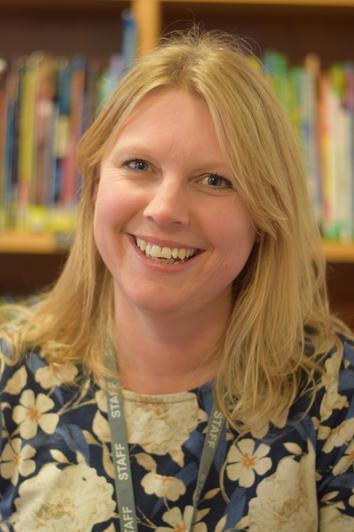 Mrs. S. Potter - Higher Level Teaching Assistant