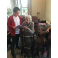 Joint Story Writing Project with Care Home