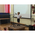Poetry Recital Assembly