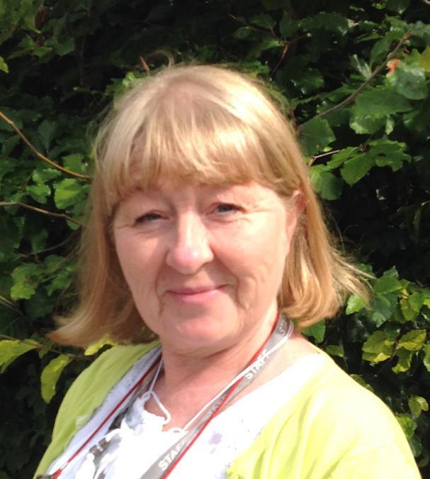 Mrs Allsop, Teacher