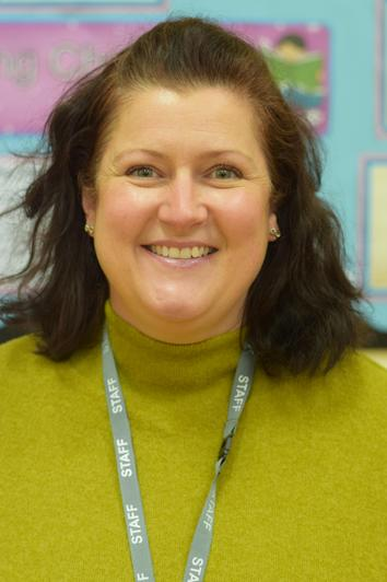 Mrs. S. Thompson - Year 1 Teacher and MFL Lead
