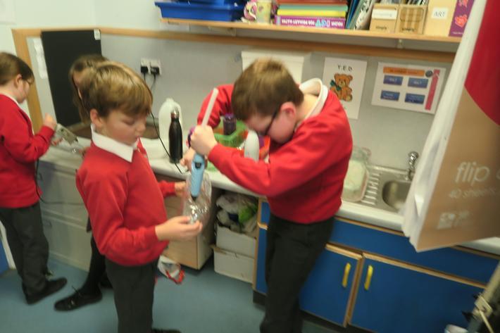 Mastering the glue gun