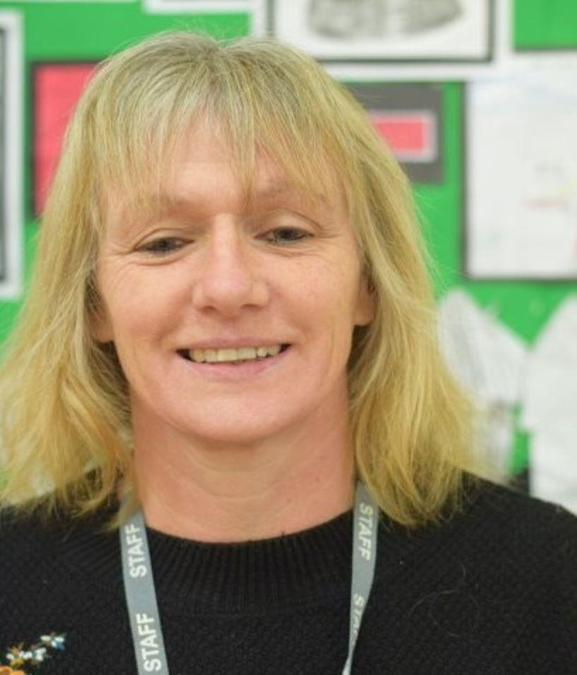 Mrs C. Ryan - Learning Support Assistant
