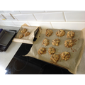Y2's apple and oat cookies - sugar free and delecious!