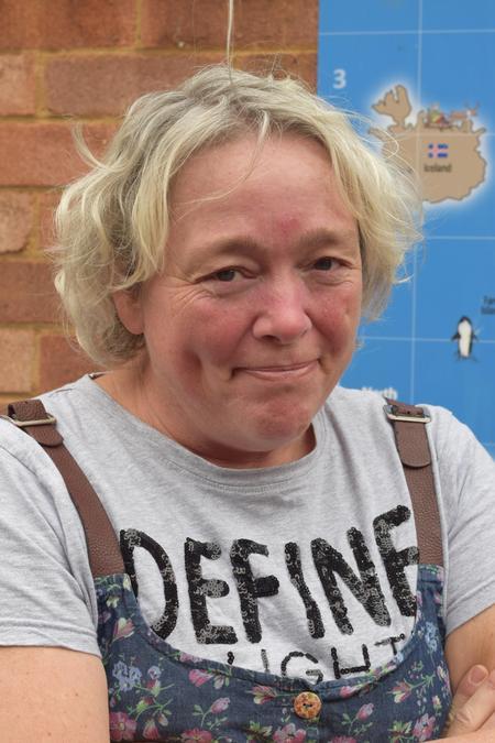 Mrs Andrews