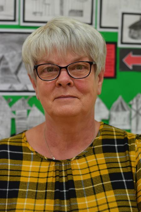 Mrs Odell