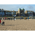 Y3 carried out a beach clean in Great Yarmouth