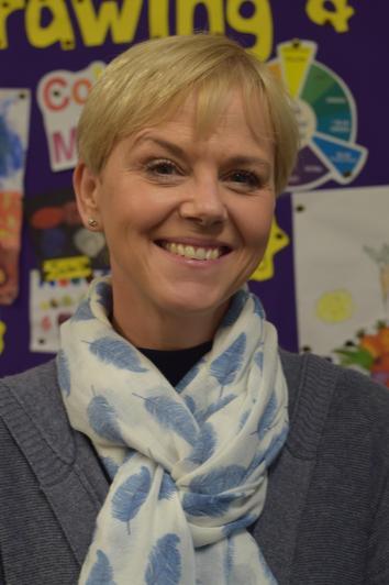 Mrs. S. Miller - Higher Level Teaching Assistant