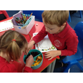 Y2 tasted a variety of vegetables from our school plot to design their ownsoup.
