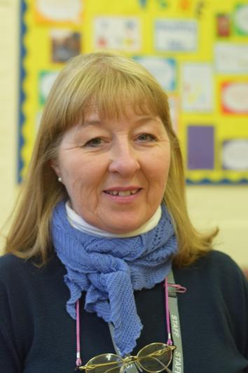 Mrs. B. Allsop - Year 1 Teacher and Art Lead