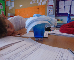 Year 6 science - learning how nutrients are transported throughout the body.