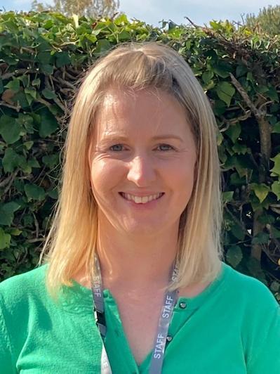 Mrs N. Webb - Admin Assistant/ Finance
