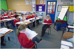 Year 6 debate in literacy - should the school day be longer?