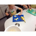 Safely chopping apples in Y2.