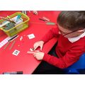 Building numbers with base ten.