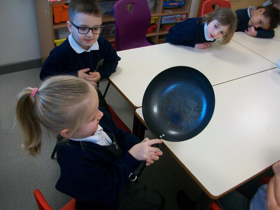 We learnt about woks