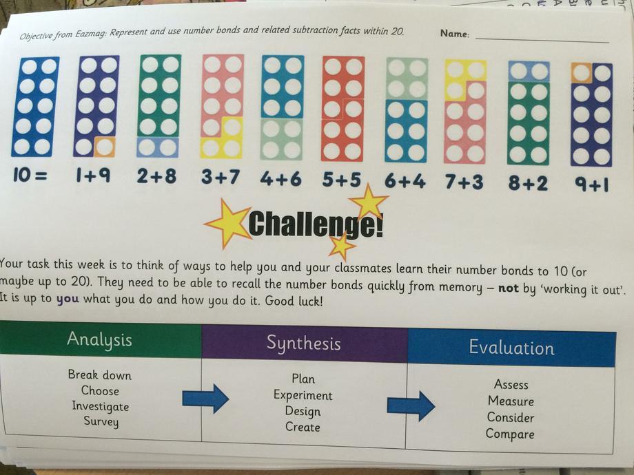 This week's challenge!