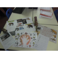 Just a small selection of our fab homework!