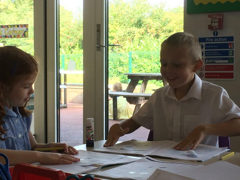 Sticking our self-assessment slips in
