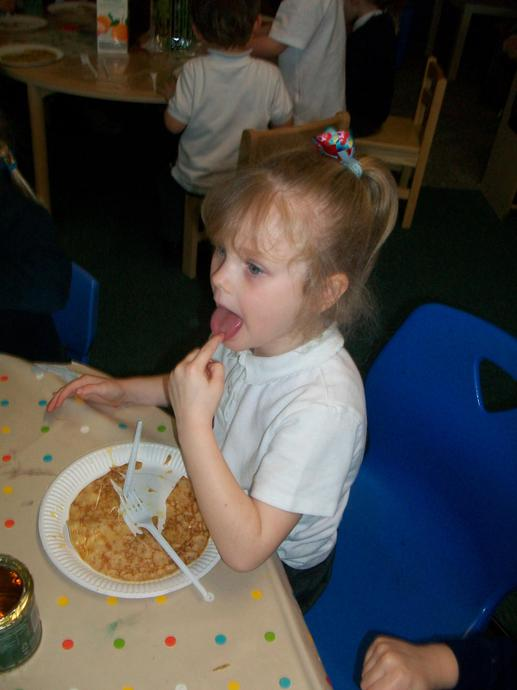 We thought about why Shrove Tuesday is important.