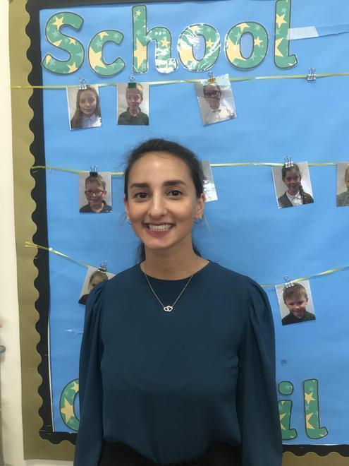 Mrs Kirby - Year 5/6 Teacher/PSHE leader