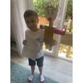 Philip completed his 5 lesson of English