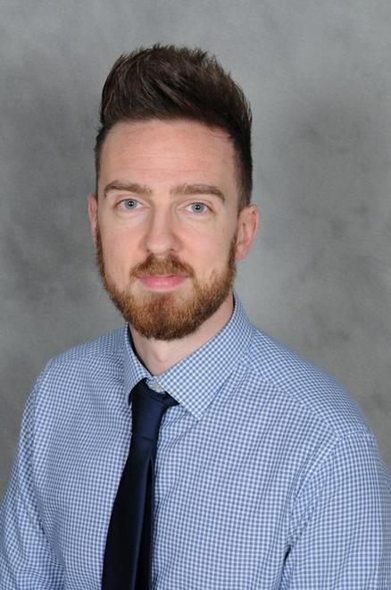 Mr O'Connor - Assistant Head and Year Group Leader