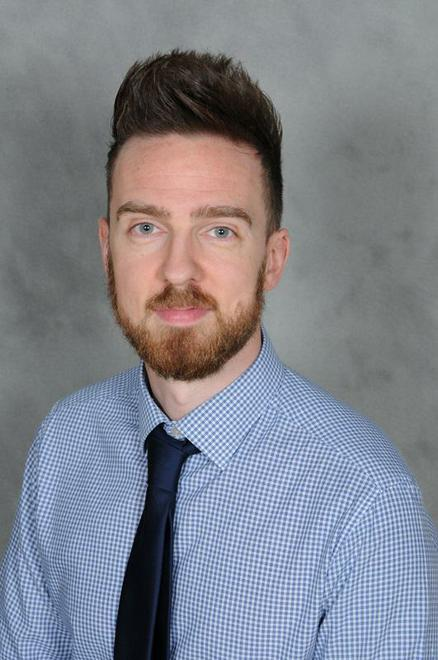 Mr O'Connor - Assistant Headteacher & Yr3/4 Leader