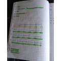 Look at this maths work too! Well done, Heidi!