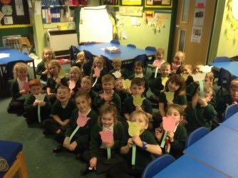 Year 1 discovered how respect grows