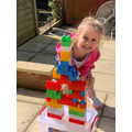 CC#4 - Rosie has made a tall tower!