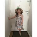 CC#10 - Bonnie's Easter bonnet