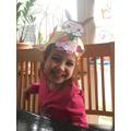 CC#10 - Gina's Easter bonnet