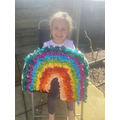 CC#3 - Wow! What an amazing rainbow Rosie!