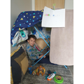 CC#7 - Ylli is super cool and chilled in his den!