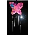 Nieve has made a beautiful butterfly chime!