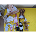 CC#5 - Imogen has 10 teddies!