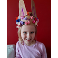 CC#10 - Ruby's Easter bonnet