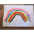 CC#3 - A rainbow from Olivia.