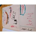 Clara's animal alphabet i,j,k