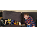 CC#2 - Logan's toys are from tallest to shortest!